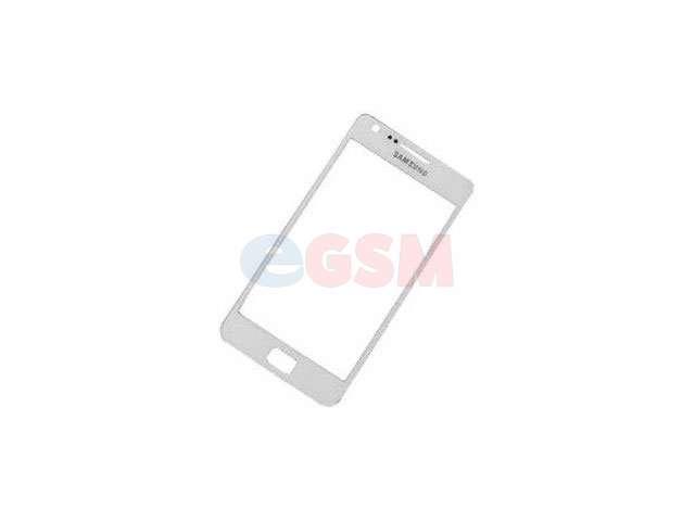 Geam Samsung I9100, I9105 alb
