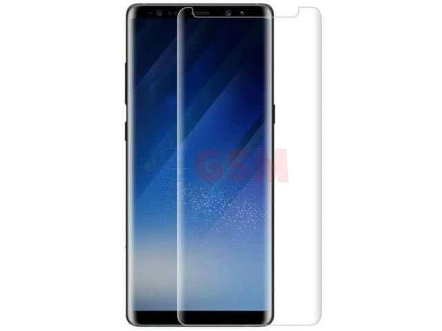 Geam protectie 0.15 mm touchscreen Samsung SM-N960F Galaxy Note 9 Full Cover transparent bulk
