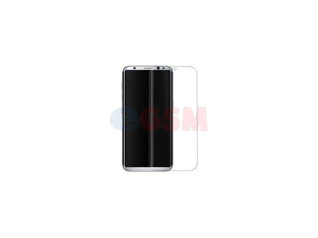 geam protectie 015mm touchscreen samsung sm-g950f galaxy s8 full cover transparent bulk