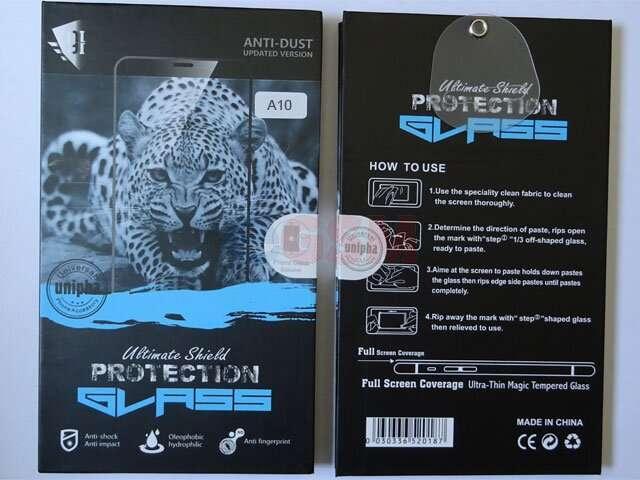 Geam protectie display sticla 6D FULL GLUE Samsung SM-A105F Galaxy A10