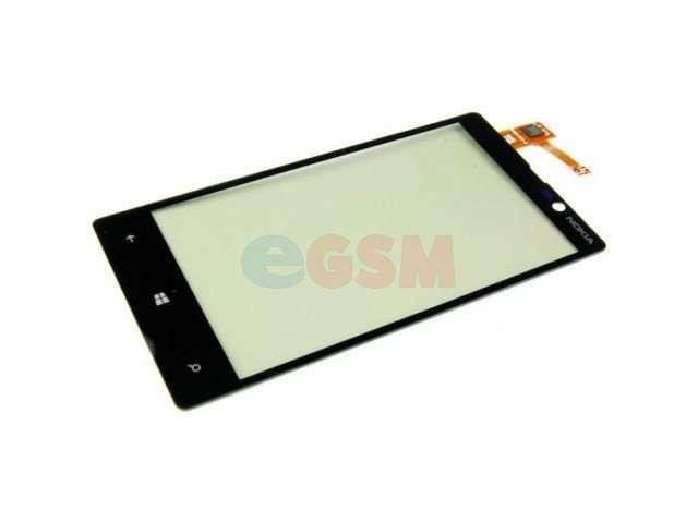 Geam cu touchscreen Nokia Lumia 820