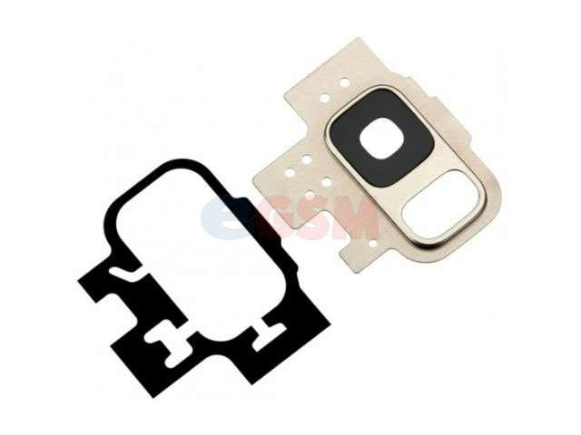 Kit inlocuire geam camera Samsung SM-G960F Galaxy S9 auriu