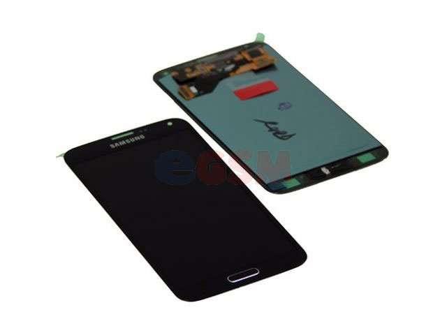 Display cu touchscreen si buton home Samsung SM-G903F Galaxy S5 Neo original
