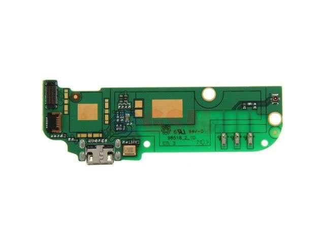 Placa cu conector alimentare si date HTC Desire 616 dual sim