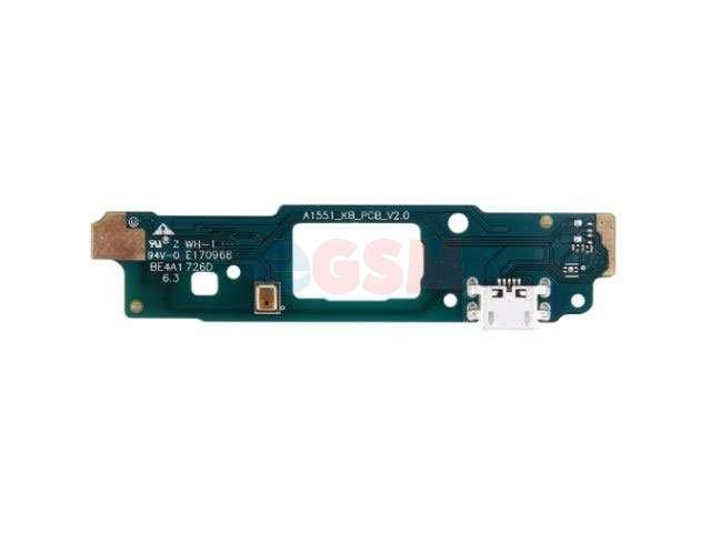 Placa cu conector alimentare si date HTC Desire 828 dual sim