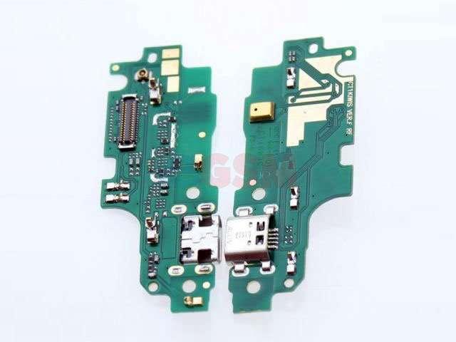 Placa cu conector alimentare si date Huawei Honor 5X, X5, GR5, GR5W, KIW-L24