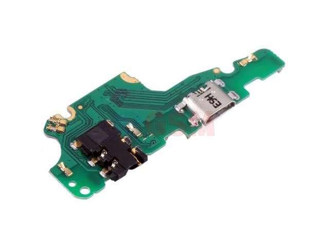 Placa cu conector alimentare si date Huawei Mate 10 Lite, RNE-L01, RNE-L21, RNE-L23, G10