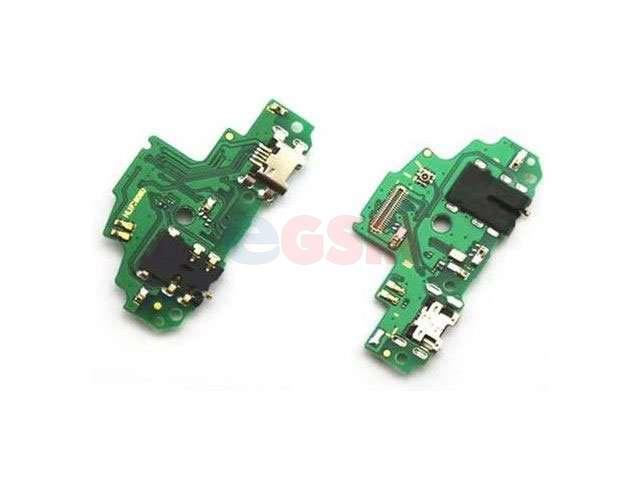 Placa cu conector alimentare si date Huawei P Smart, FIG-LX1, FIG-LA1, FIG-LX2, FIG-LX3