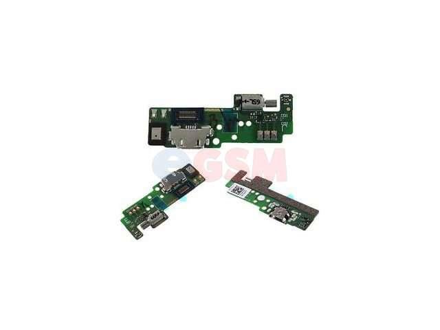 Placa cu conector alimentare Sony F3311, F3313, Xperia E5