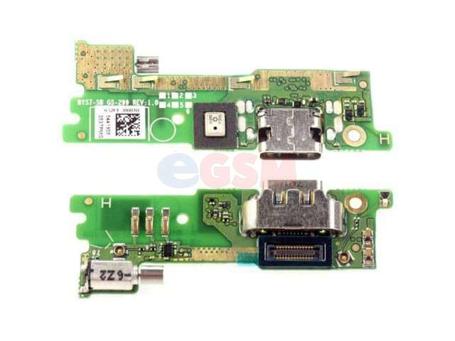 Placa cu conector alimentare Sony Xperia XA1, G3121, G3123, G3125