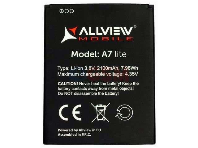 Acumulator Allview A7 Lite original