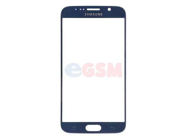 Geam Samsung SM-G920f Galaxy S6 albastru inchis