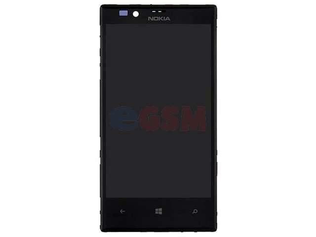 Display cu touchscreen si rama Nokia 720 Lumia