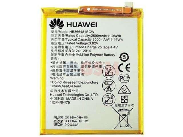 Acumulator Huawei HB366481ECW pentru Huawei P9 Lite si Huawei P10 Lite