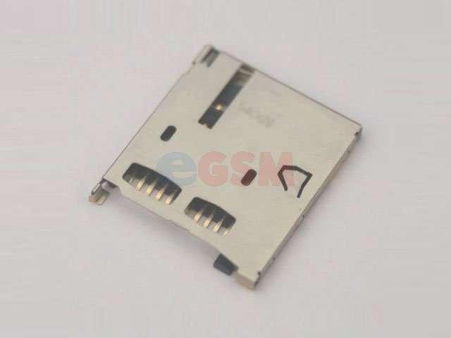 Suport cu cititor card Sony E5303, E5306, E5353, Xperia C4, E5333, E5343, E5363, Xperia C4 Dual