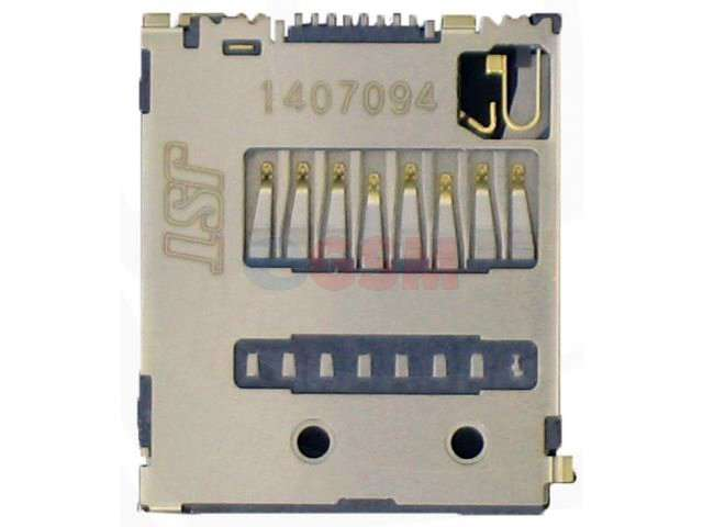Suport cu cititor card Sony E5803, E5823, Xperia Z5 Compact