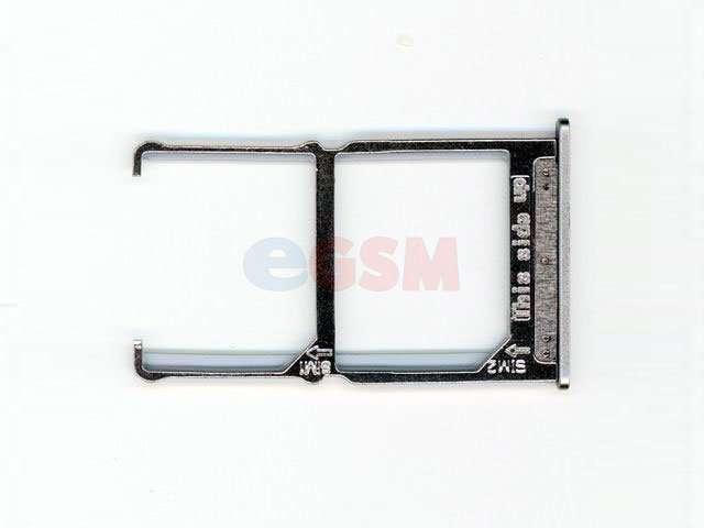 Suport SIM Allview P8 Energy Pro argintiu