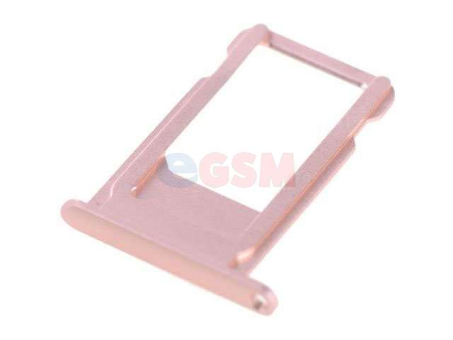 Suport SIM Apple iPhone 6S auriu - rose