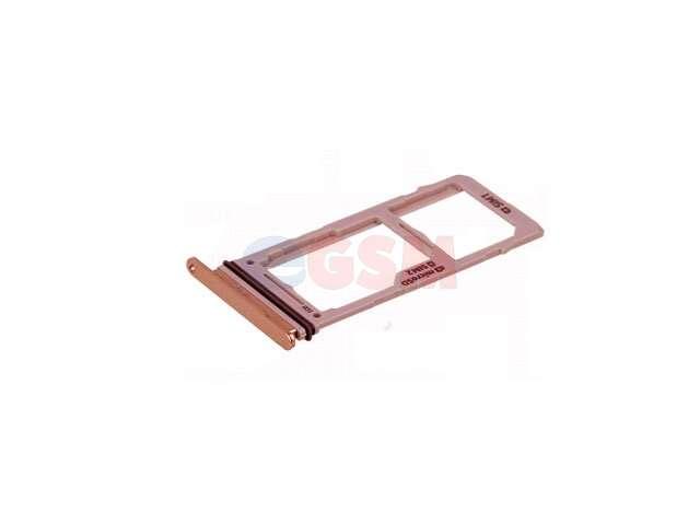 Suport sim si card Samsung SM-G975F Galaxy S10+ roz