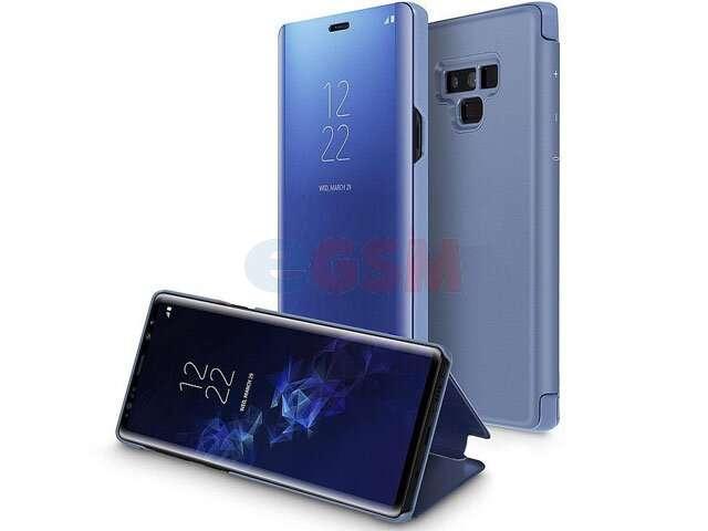 toc clear view mirror albastru huawei p20 lite ane-lx1
