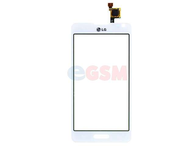 Touchscreen LG D505, Optimus F6 alb