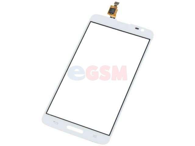 Touchscreen LG D680, D682TR, G Pro Lite alb