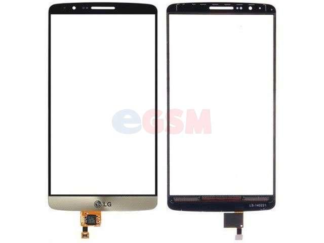 Touchscreen LG D855, G3 auriu