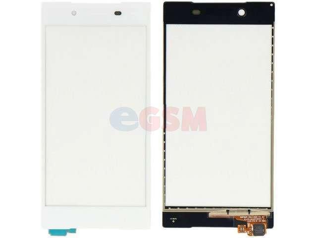 Touchscreen Sony Xperia Z5, E6603, E6633, E6653, E6683 Dual alb
