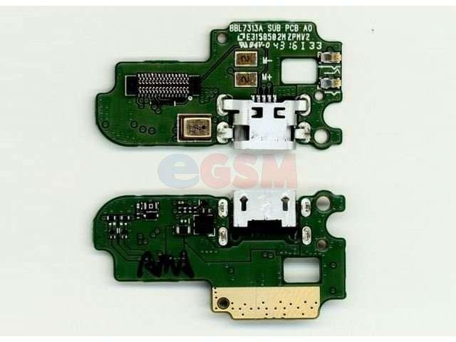 Placa cu conector si mufa alimentare Allview P8 Energy