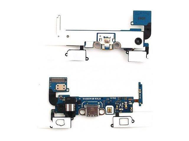 Banda cu conector alimentare si date Samsung SM-A500F Galaxy A5 originala