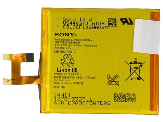Acumulator Sony LIS1551ERPC Xperia M2 - D2303 - original