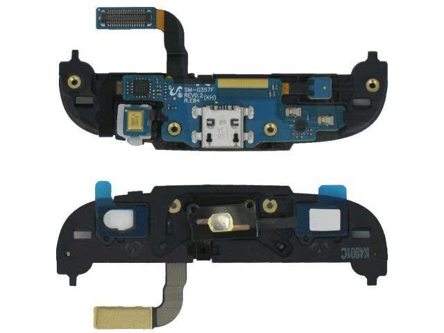 Banda conector alimentare Samsung SM-G357 Galaxy Ace 4