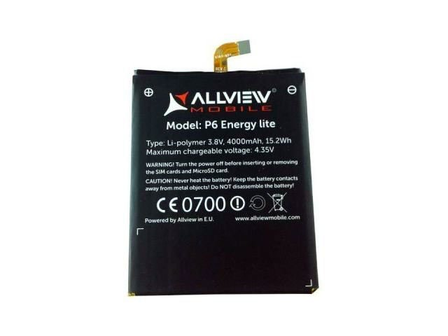 acumulator allview p6 energy lite original