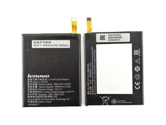 Acumulator Lenovo VIBE P1m, A5000 DUAL ,BL234