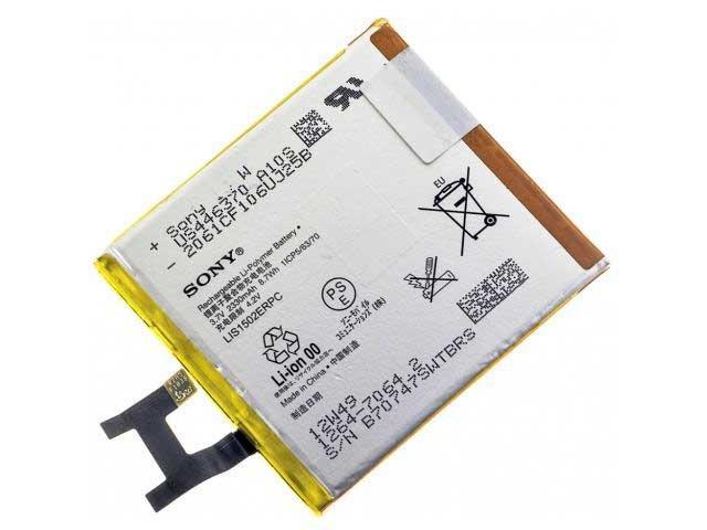 Acumulator Sony LIS1502ERPC original pentru Sony Xperia Z, Sony Xperia M2 Aqua, Sony Xperia M2 Dual, Sony Xperia M2, Sony Xperia E3