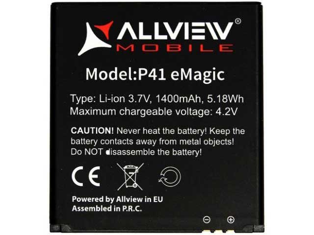 Acumulator Allview P41 eMagic original