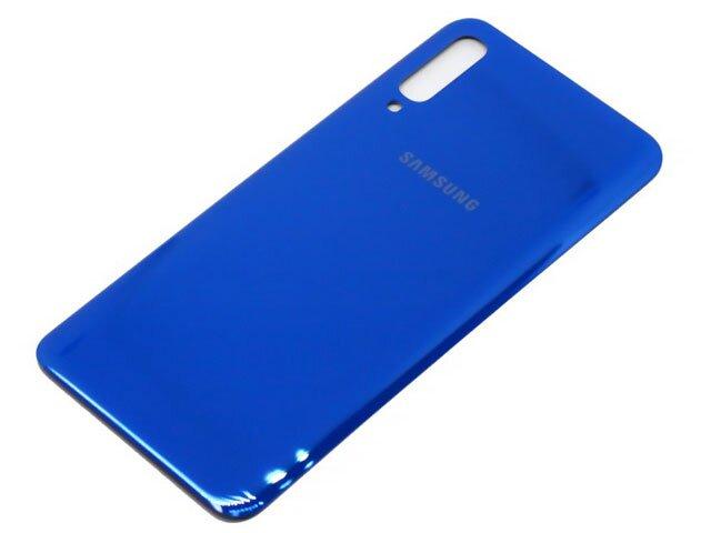 Capac baterie Samsung SM-A505F Galaxy A50 albastru ORIGINAL