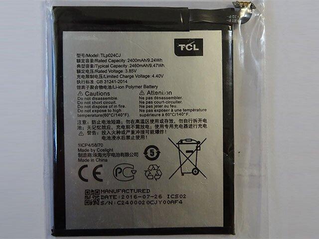 Acumulator Alcatel TLp024CJ original pentru Vodafone Smart N8, Alcatel One Touch Shine Lite