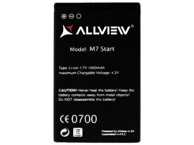 acumulator allview m7 start original