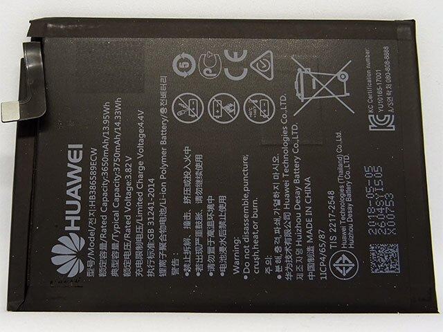 Acumulator Huawei HB386589ECW pentru Huawei Honor View 10 si Huawei Mate 20 Lite original