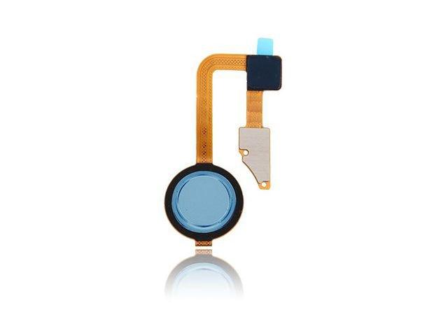 Ansamblu buton meniu, home LG G6, H870 albastru ORIGINAL