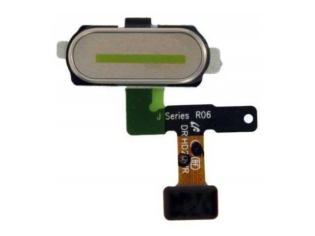 Ansamblu buton meniu, home Samsung SM-J530F, SM-J730F auriu original
