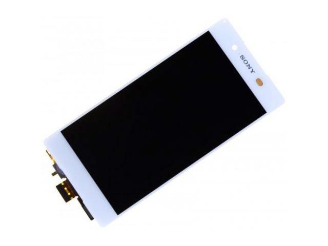 display cu touchscreen sony e6533 xperia z3 plus e6553 z3 plus dual xperia z4 alb original