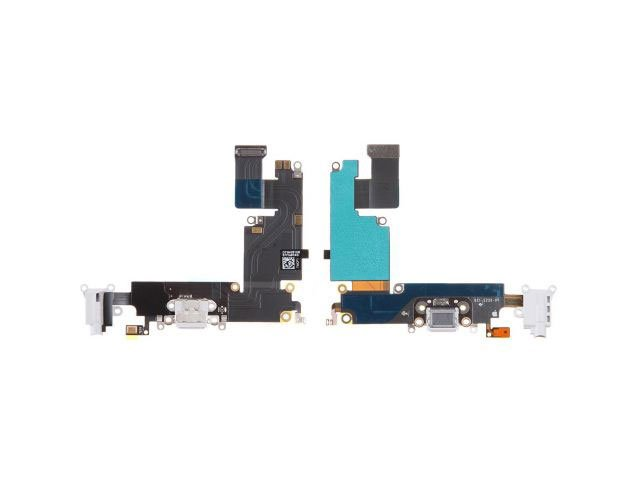 Banda cu conector alimentare Apple iPhone 6 Plus alb ORIGINALA