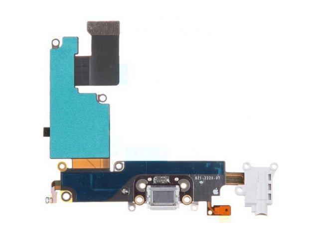 Banda cu conector alimentare Apple iPhone SE alb ORIGINALA