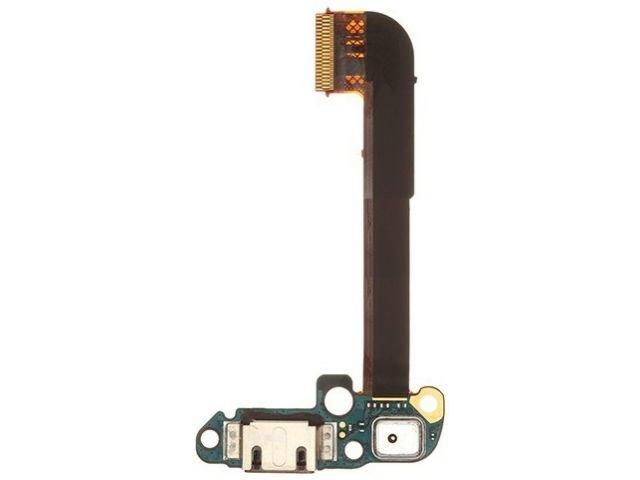 Banda cu conector alimentare si date HTC One M7, 801s originala