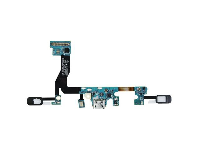 Banda cu conector alimentare si date Samsung SM-G935F Galaxy S7 edge originala