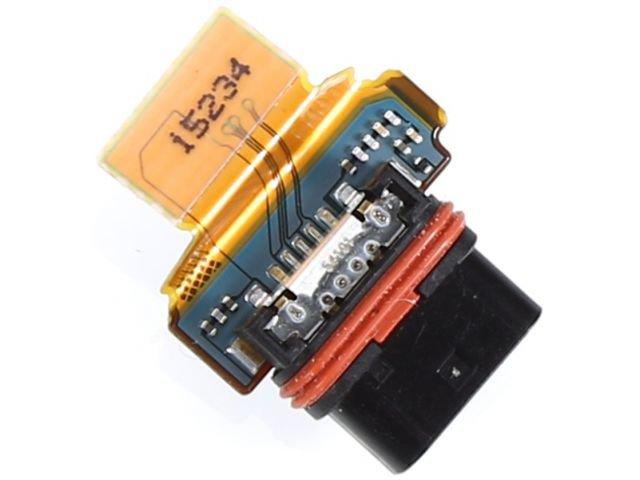 Banda cu conector alimentare si date Sony E5803, E5823, Xperia Z5 Compact ORIGINALA