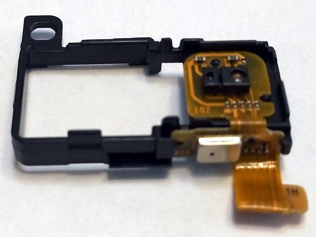 Banda cu senzori proximitate si lumina Sony E6533, E6553, Xperia Z3 Plus, Xperia Z4 originala