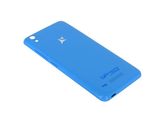 Capac baterie Allview V2 Viper E albastru original